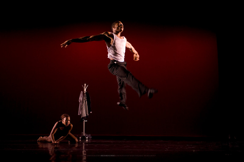 HOPE BOYKIN DANCE COMPANY / NUDANCE NOW FESTIVAL