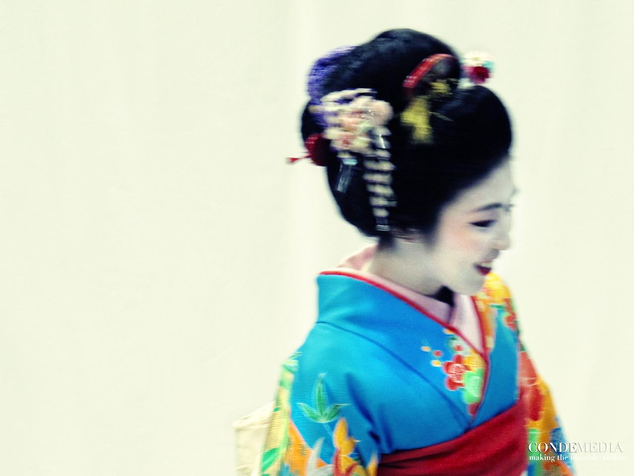 GIESHA PERFORMER / KYOTO JAPAN