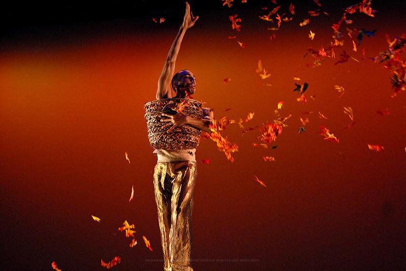 ERROL GRIMES DANCE COMPANY / NUDANCE NOW FESTIVAL