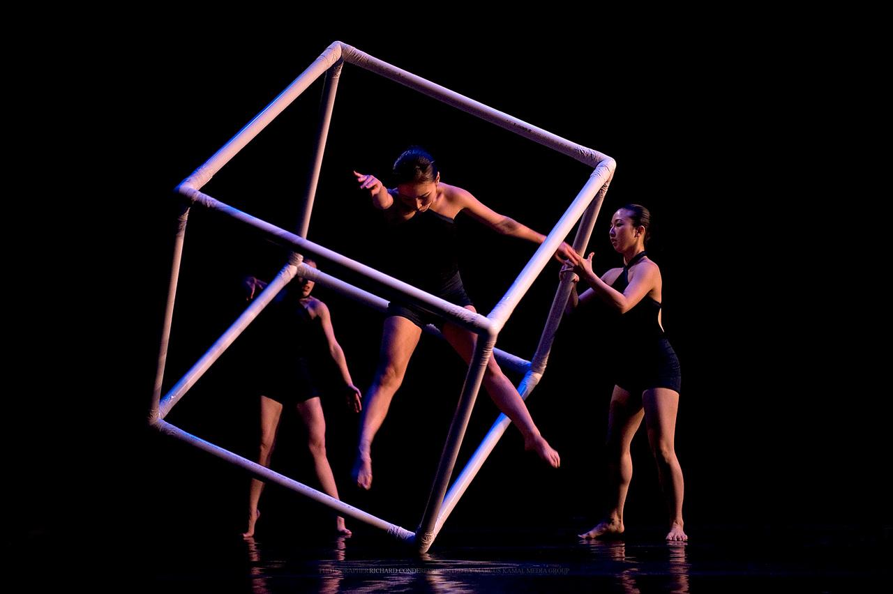 LINK CONTEMPORARY JAZZ DANCE COMPANY / NUDANCE  NOW FESTIVAL