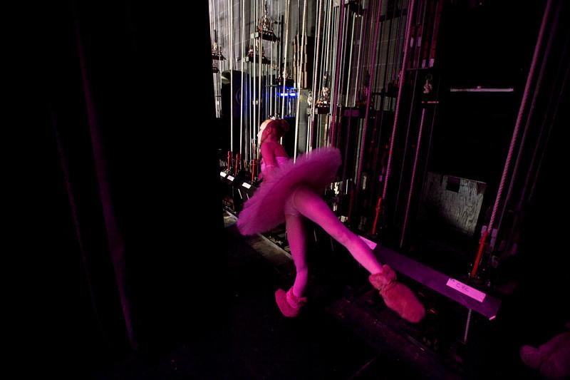 NUTCRACKER 2009 / N45 MOONEY / COOLEY DANCE COMPANY