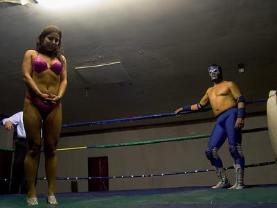 Lucha Libre, San Martín, Buenos Aires 2007