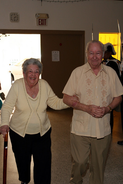 JOHN HANCHIN'S 90TH BIRTHDAY 10/4/08