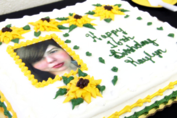 KAYLYN'S 16TH BIRTHDAY CELEBRATION