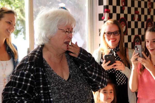 MARY HADLEY'S RETIREMENT CELEBRATION AND 65TH BIRTHDAY