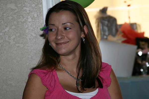 PAULA'S BRIDAL SHOWER 9/5/2009