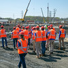 Memorial Engineering Club IPL PETE Jobsite Visit 4-15-16 - 03