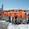 Memorial Engineering Club IPL PETE Jobsite Visit 4-15-16 - 23