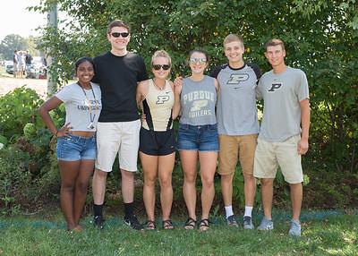 Lizzy Purdue University