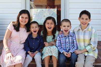 Miller Family Photos April 2015