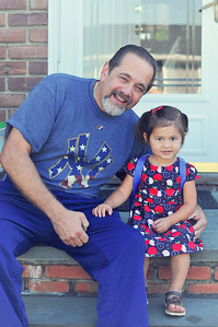Papa and Gracie
