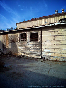 March 12, 2011 Abandon building in Menlo Park, CA