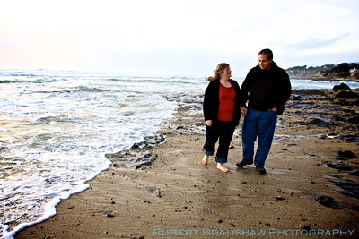 April 2, 2012 Josh & Leighann from engagement session Fitzgerald Marine Reserve Moss Beach, CA