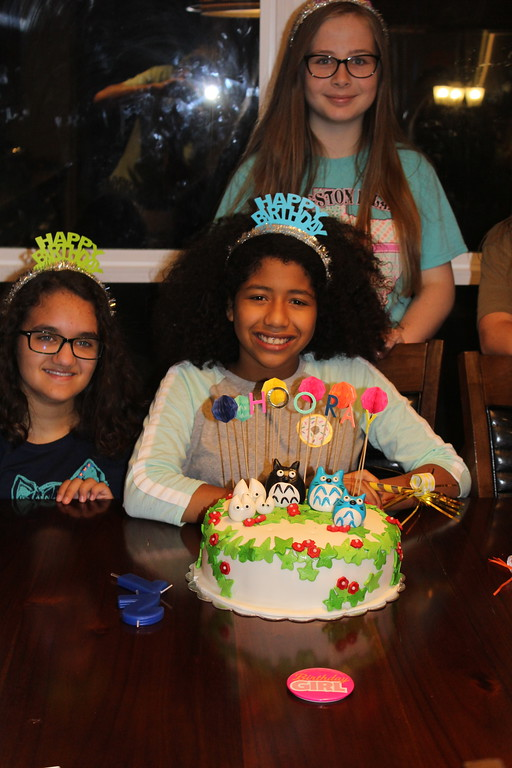 Ale's 12th Birthday Party