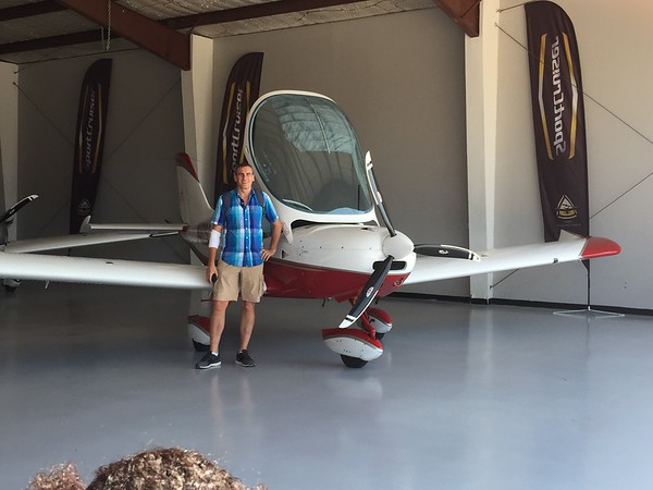 Flying Lesson Addison Airport (KADS), TX