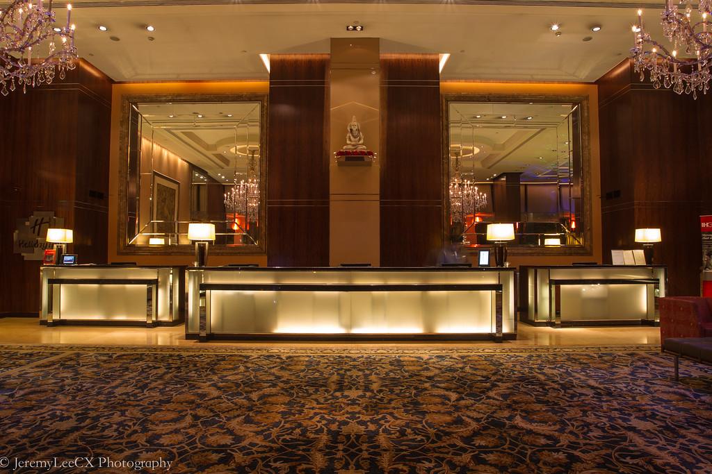Holiday Inn Singapore Orchard City Centre - Main Lobby