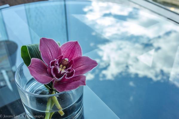 Hilton Kuala Lumpur - The Lounge - Table Decor