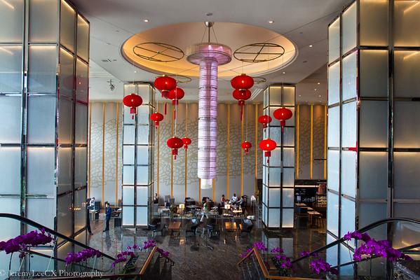 Hilton Kuala Lumpur - Main Lobby - Festive Decorations
