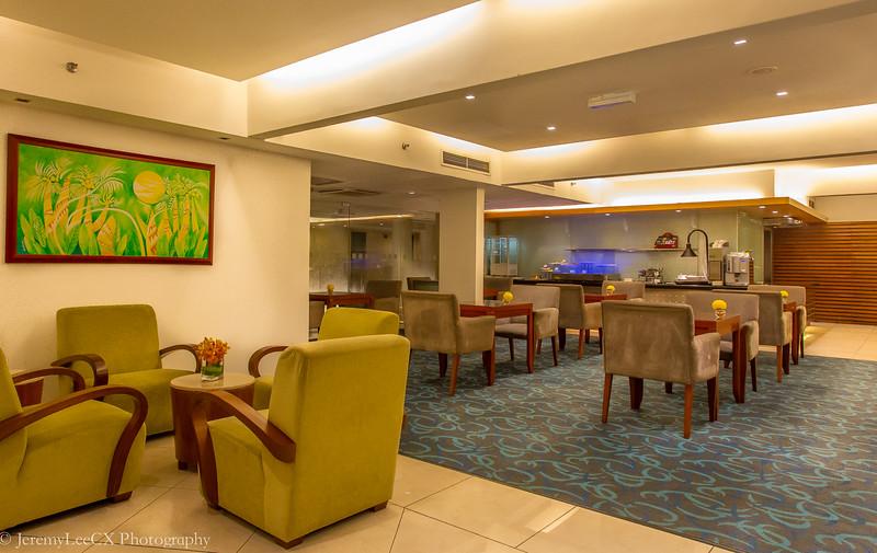 Holiday Inn Kuala Lumpur - Executive Club Lounge