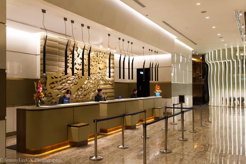 Hilton Kuala Lumpur - Front Counter