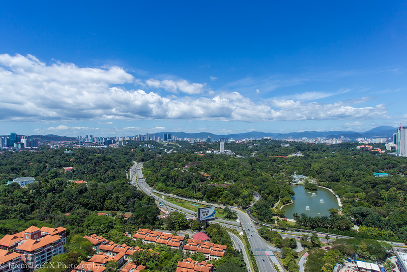Hilton Kuala Lumpur - View From 31st Floor