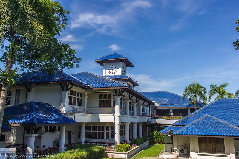 Holiday Inn Kuala Lumpur - Glenmarie Country Club Clock Tower