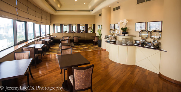 Holiday Inn Singapore Atrium - Executive Lounge