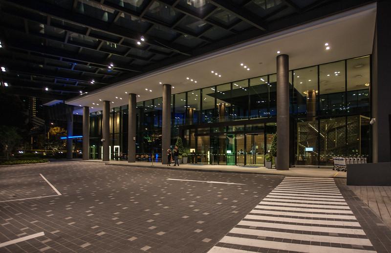 Holiday Inn Express Singapore Clarke Quay - Hotel Entrance