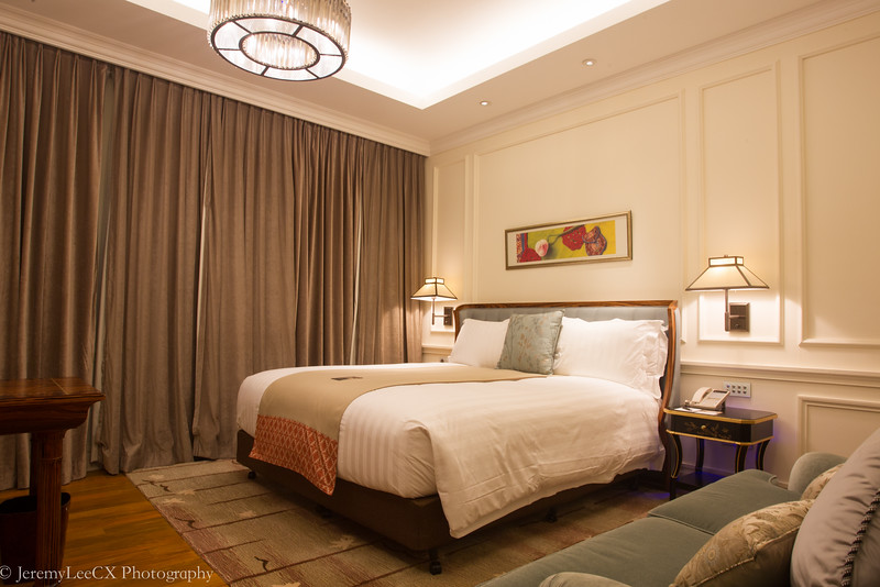 InterContinental Singapore - Heritage King Room