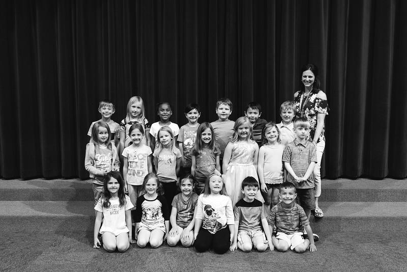 Mrs. Muller | K class of 2017-2018