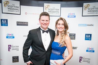 Scottish Wedding Awards 2016