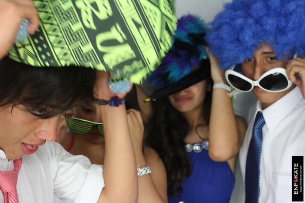 14/12/2012 Prom Colegio Quinones