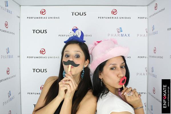 26/12/2012 Evento Perfumerias Unidas