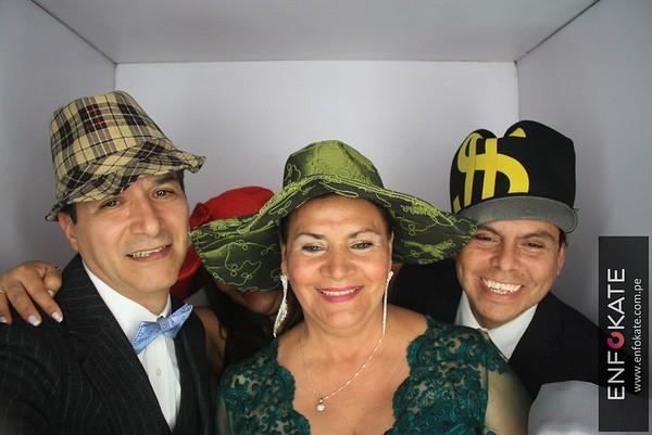 07/07/2018 Patty y Juan en Trujillo