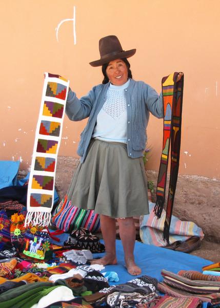 CHINCHERO - PERU