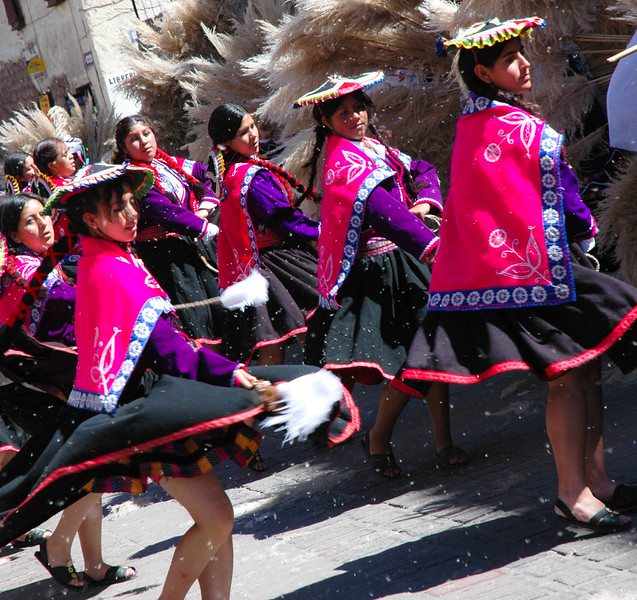 Festival Performers<br /> Cuzco