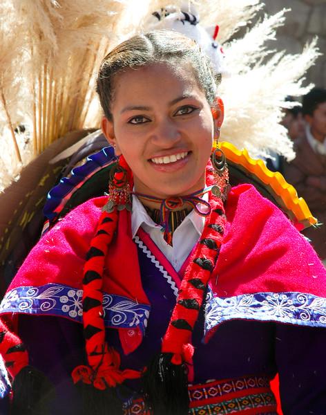 Festival Performer<br /> Cuzco