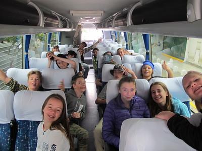 Peru World Leadership School trip June 2016