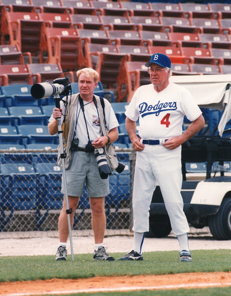 Peter and Duke Snider