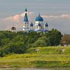 Gatchina. The Church of the Intercession of the Virgin / Гатчина. Храм Покрова Богородицы