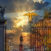 Петербург - столица искусств / Saint-Petersburg - the Capital of Arts