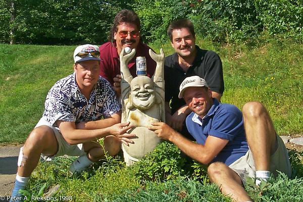 NYSRA Golf Outing 1998