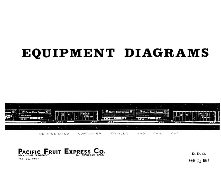 1967  Cover PFE Diagrams