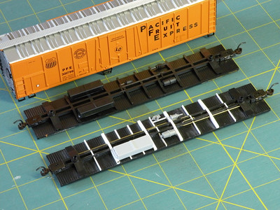PFE Mechanical Reefer Models