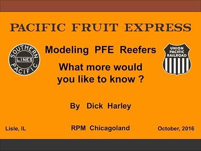 PFE Modeling Clinics