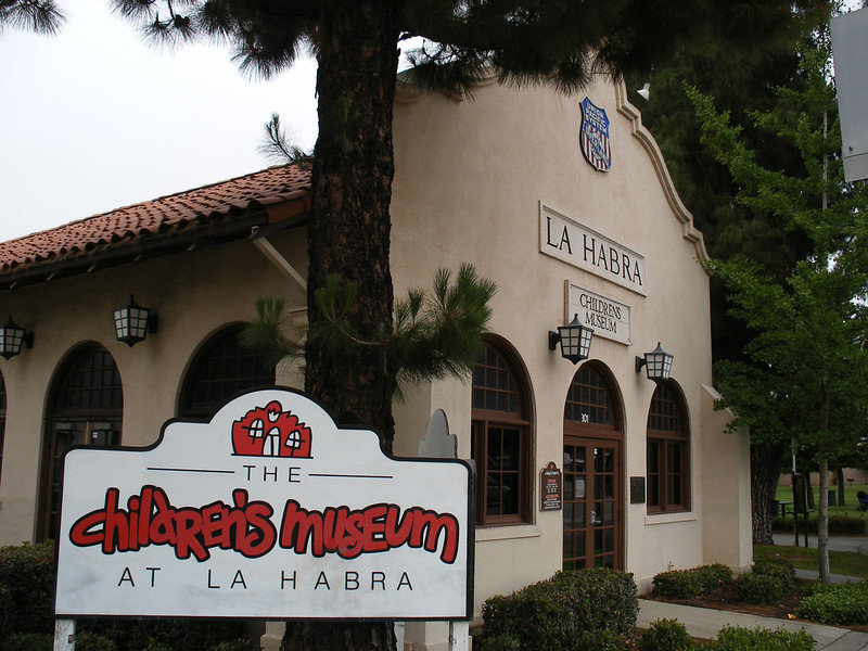 Located on Euclid St. south of La Habra Blvd. in La Habra, CA.