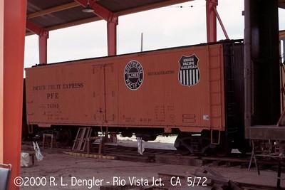 PFE R-30-16 #74583 at WRM