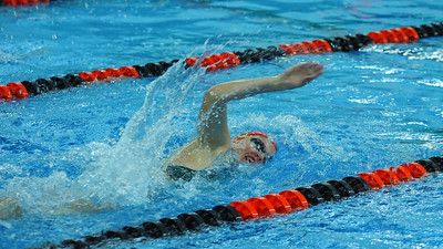 Pope Francis Swimming vs. Agawam High School