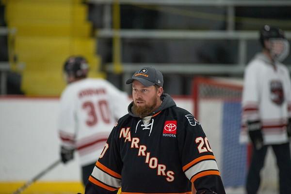 Philadelphia Flyers Warriors_ Haverford Hawks 45th photos by Harcum College Photography Program Director, Andrew Simcox