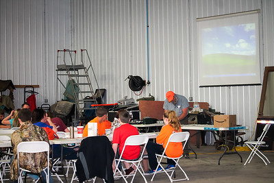 2015.5.7 Hunter's Safety Course